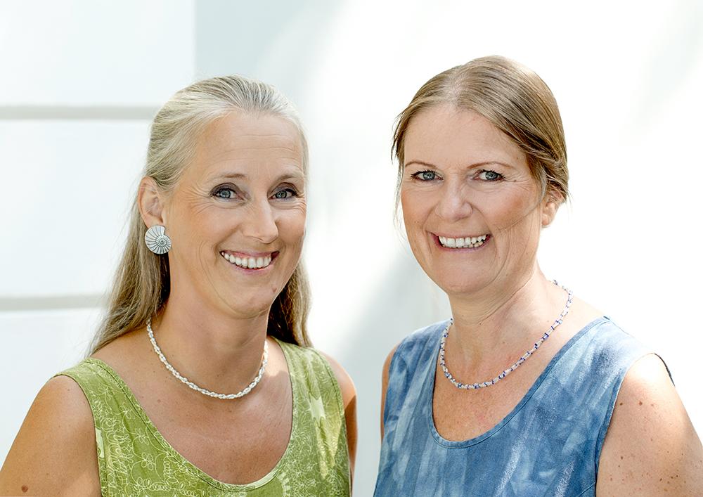 Christiane Salvenmoser Saskia Haspel Montessori Expertinnen